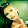 AnnaLynne McCord Twit Pic - TOPLESS