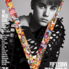 Justin Bieber - V Magazine Photos - Cover