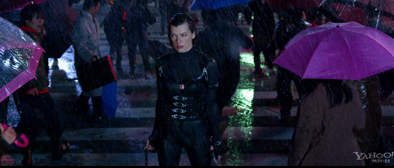 'Resident Evil: Retribution' Official Trailer is Here