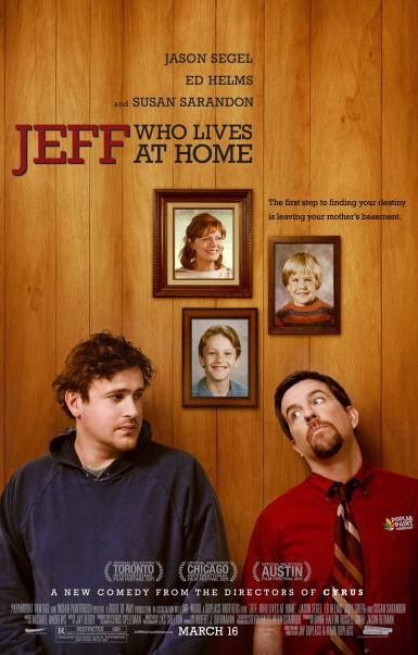 Jason Segel: 'Jeff, Who Lives At Home' Official Trailer