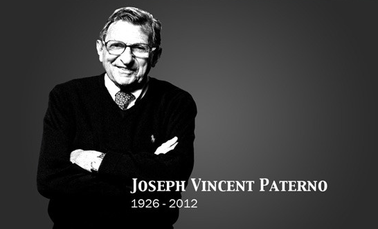 BREAKING NEWS: Joe Paterno is Dead at 85