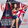 Miranda Kerr - Wonder Woman - Grazia Cover