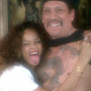 Rihanna and Danny Trejo