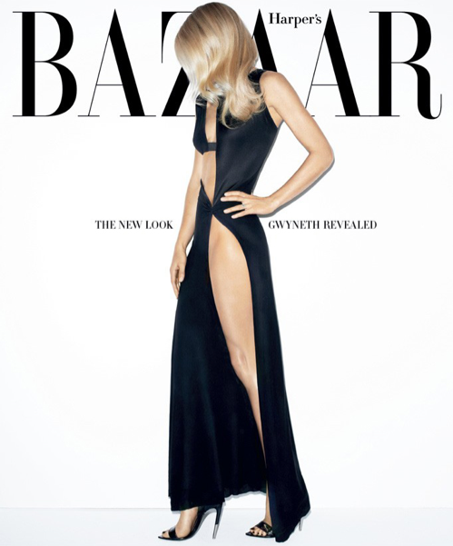 PHOTOS: Gwyneth Paltrow SIZZLES For Harper's Bazaar