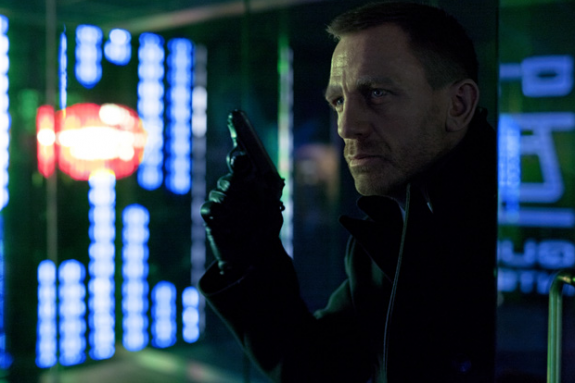 FIRST LOOK: Daniel Craig as Bond in 'Skyfall'