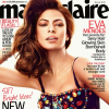 Eva Mendes - Marie Claire 2012 Photos - Cover