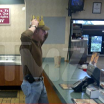 Michael Lohan Gets Job at Burger King???