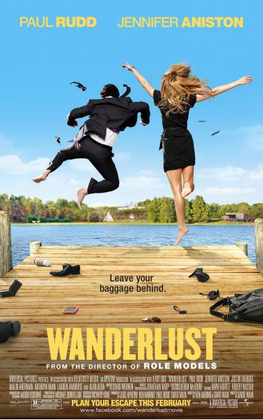 'Wanderlust' RED BAND Trailer is GREAT!
