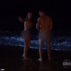 Courtney Robertson and Ben Flajnik - Naked on Beach