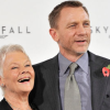Judi Dench and Daniel Craig