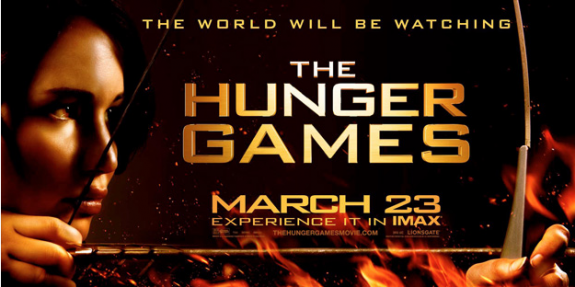 NEW &#8216;The Hunger Games&#8217; Banner