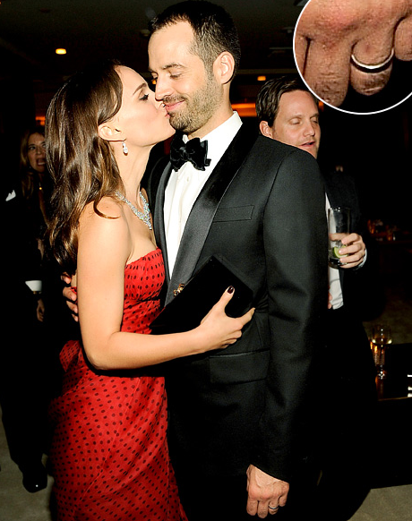Confirmed: Natalie Portman Married Benjamin Millepied