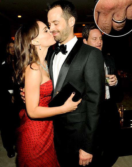 Confirmed: Natalie Portman Married Benjamin Millepied