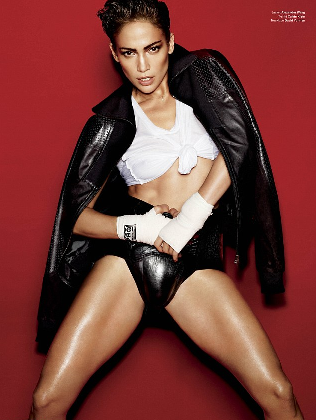 Jennifer Lopez - V Magazine - Sports Issue - 4