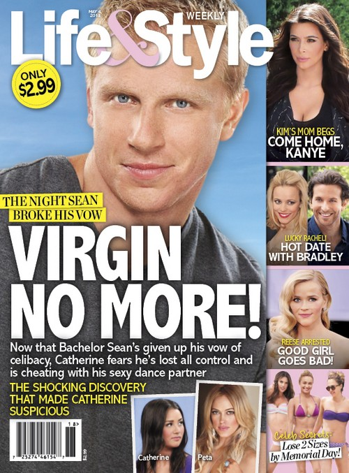 Sean Lowe No Longer A Virgin: Sleeping With DWTS' Peta Murgatroyd