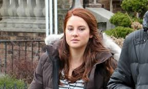 Shailene Woodley's Mary Jane Watson Cut From The Amazing Spider-Man 2