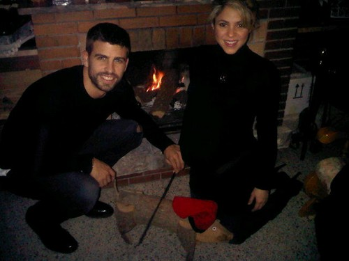 Shakira and Gerard Pique Welcome Their New SON!