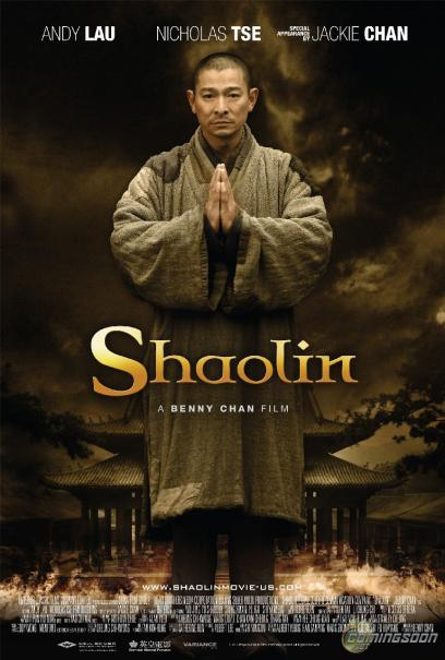 Jackie Chan: 'Shaolin' Official Trailer Has Arrived