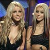 Simon Cowell Refuels Old Britney Spears VS Christina Aguilera Feud