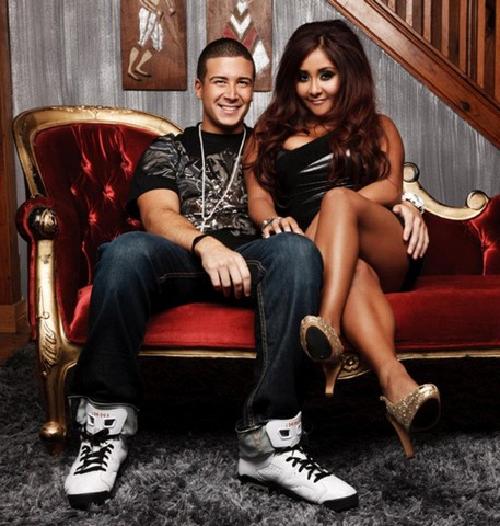 Jersey Shore's Vinny: 'Snooki's Pregnancy Was A Shock'