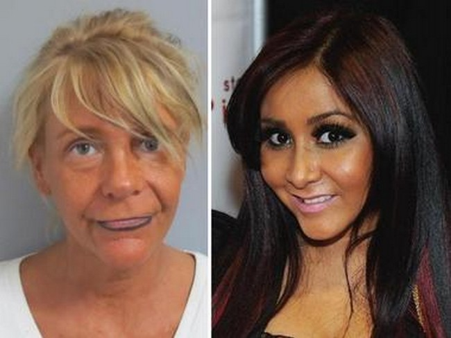 Snooki and Tan Mum