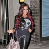 Snooki Shocked At Surpise Party