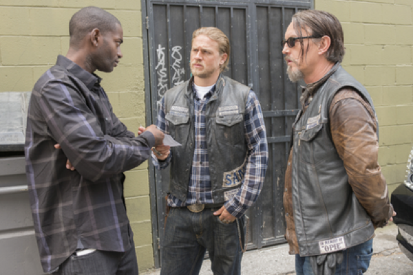 "Sons of Anarchy Review Season 7 Episode 7 ""Greensleves"""