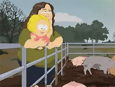 Honey Boo Boo is Heading to South Park!