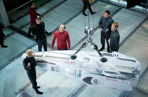 """Star Trek Into Darkness"" Looks Great (Video)"