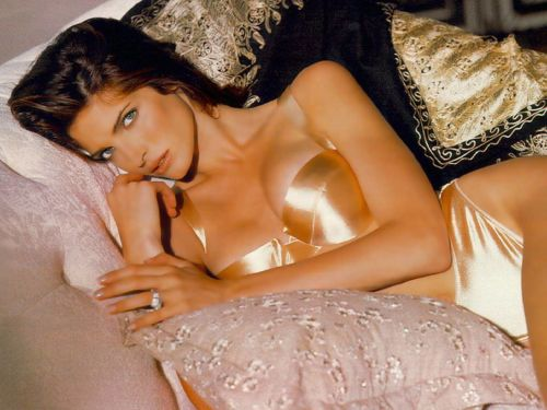 Stephanie Seymour Victoria's Secret