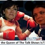 Kris Jenner and Bethenny Frankel Fighting Over Talk Show Guests