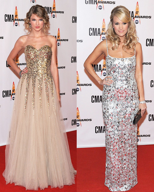 Carrie Underwood Disses Taylor Swift, Brags About Being The Most Successful Country Artist In The Charts