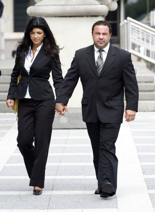 Teresa and Joe Giudice Plead Guilty To Fraud - Will Their Plea Agreement Keep Them Out of Jail?