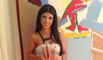 "HH Exclusive: Teresa Giudice and Youthful8 – The Milania Collection ""Experience the Star Treatment"""