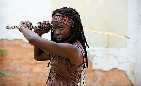 The Walking Dead Season 3 'Michonne' Sneak Peek (Video & Photo)