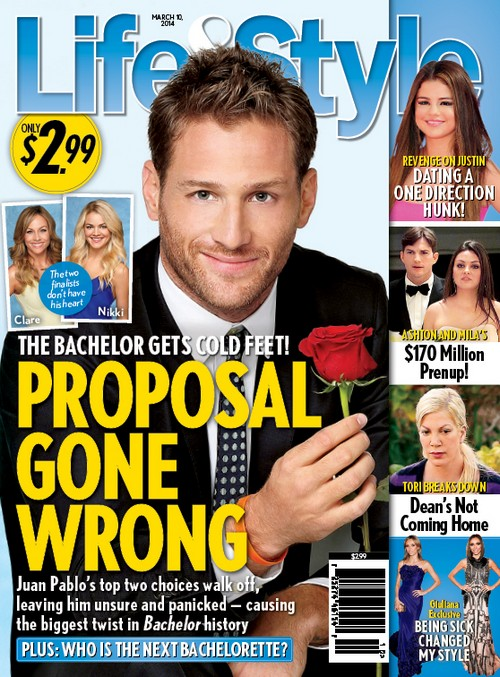 Andi Dorfman Dumps Juan Pablo To Be New Bachelorette