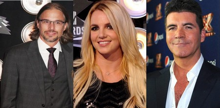 The Battle Over Britney Spears: Simon Cowell VS Jason Trawick