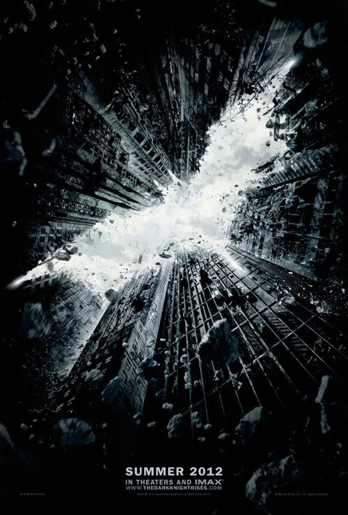 'The Dark Knight Rises' Teaser Poster Has Arrived