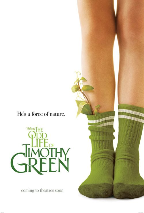 Jennifer Garner: 'The Odd Life of Timothy Green' Official Trailer & Poster Have Arrived