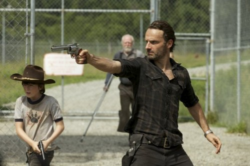 "The Walking Dead Season 3 Episode 7 ""When the Dead Come Knocking"" LIVE Recap 11/25/12"