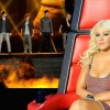 The Wanted Christina Aguilera