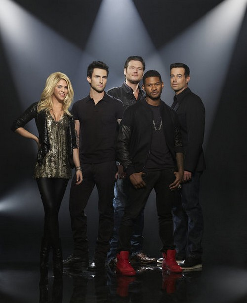 "The Voice Season 4 ""The Blind Auditions"" Sneak Peek Video & Photos"