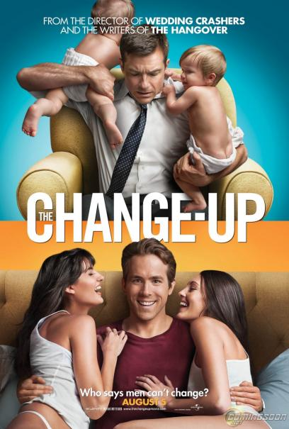 BRAND NEW: &#8216;The Change-Up&#8217; Red Band Trailer is HILARIOUS (NSFW)