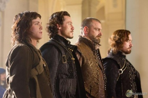 WATCH: 'The Three Musketeers' Official Trailer Has Arrived