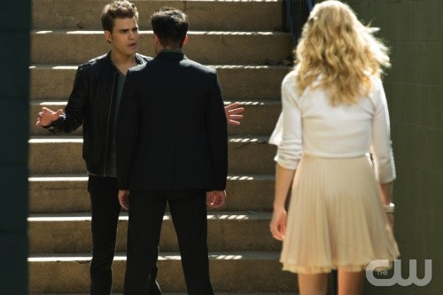 "The Vampire Diaries RECAP: Season 4 Episode 9 ""O Come, All Ye Faithful"" 12/13/12"