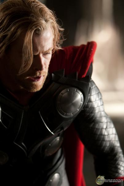Watch: FIRST 'Thor' Movie Clip Has Arrived