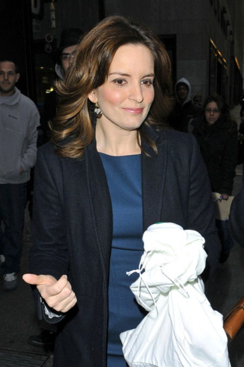 Tina Fey Blames Sick Kids For Not Supporting Lindsay Lohan