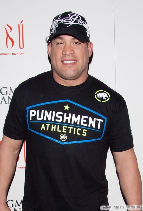 """Tito Ortiz Hosts """"Punishment Athletics"""" Party"""