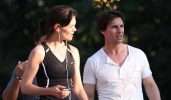 Katie Holmes And Tom Cruise Hook Up In NYC During Custody Meeting
