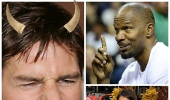 Katie Holmes And Jamie Foxx Still Trying To Keep Their Relationship A Secret – Are They Scared Of Tom Cruise?
